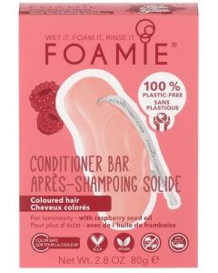 Foamie Conditioner Bar The Berry Best 80gr