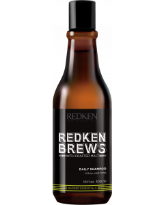 Redken Brews Daily Shampoo 300ml