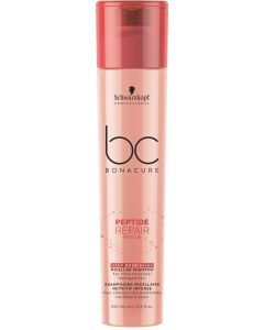 Schwarzkopf BC Repair Rescue Nourishing Shampoo 250ml Productafbeelding