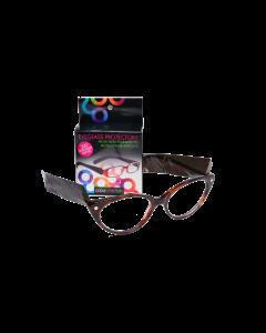 Framar Eye Glass Protector Black 200st
