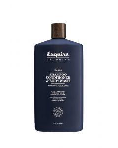 Esquire 3-in-1 Shampoo 89ml