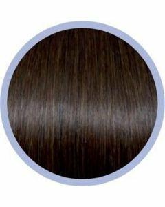 Seiseta Classic Extensions Chocoladebruin 6 25x40-45cm