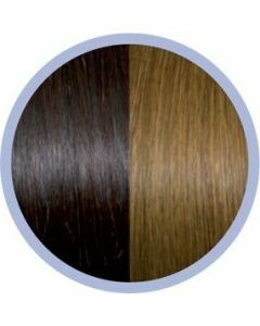 Euro So.Cap. Classic Extensions Donker Kastanjebruin / Blond Productafbeelding