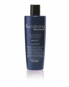 Fanola Keraterm Hair Ritual Shampoo 300ml Outlet  300ml
