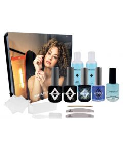 NailPerfect Fiber in a Bottle Get Started Kit