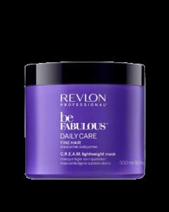 Revlon Be Fabulous Daily Care Fine Cream Mask 500ml