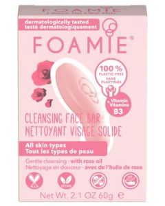 Foamie Face Bar I Rose Up Like Tis 80gr