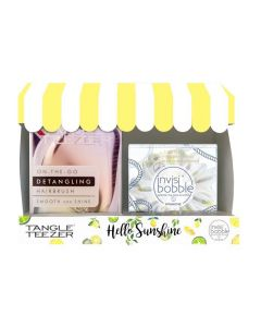 Tangle Teezer Giftset Sunshine