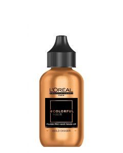 L'Oréal Colorfulhair Flash Gold Digger 60ml
