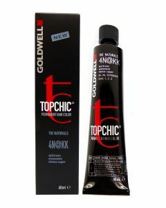 Goldwell Topchic The Red Collection Hair Color Tube 4N@KK productafbeelding