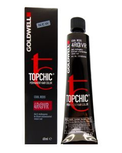 Goldwell Topchic The Red Collection Hair Color Tube 4R@VR productafbeelding