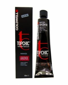 Goldwell Topchic The Red Collection Hair Color Tube 6K@KK productafbeelding