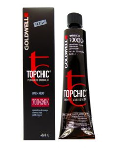 Goldwell Topchic The Red Collection Hair Color Tube 7OO@GK