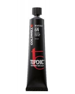 Goldwell Topchic Hair Color Tube 6RB 60ml