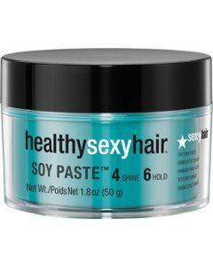 Sexyhair Soy Paste Texture Pomade 50ml