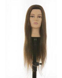 Heads Up Oefenhoofd Nicole bruin 65cm