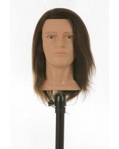 Heads Up Oefenhoofd Dean bruin 30cm