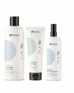 Indola Innova Hydrate dof haar pakket