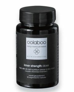 Oolaboo Inner Strenght Hair, Skin and Nail Nutrition 30 capsules