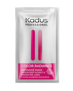 Kadus Professional Color Radiance farbstärkende Intensiv-Maske Päckchen   15ml
