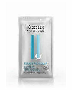 Kadus Professional Sensitive Scalp Shampoo für empfindliche Kopfhaut Päckchen  15ml