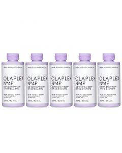 5x No.4P Blonde Enhancer Toning Shampoo