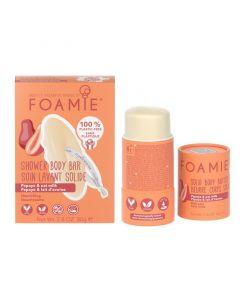 Foamie Body Butter + Body Bar Oat to be Smooth 80gr