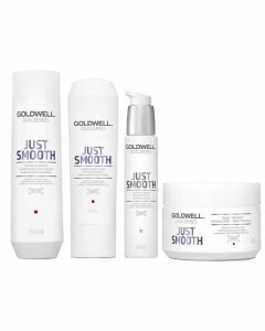 Pluizig haar pakket Goldwell Dualsenses Just Smooth