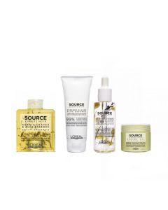 L'Oréal Source Essentielle pakket