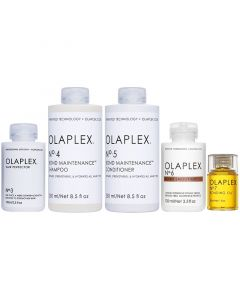 Beschädigte ihr Paket Olaplex Nr. 3 + 4 + 5 + 6 + 7