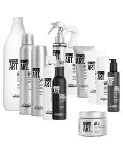 L'Oréal Tecni.art Styling ZZP Startpakket