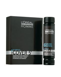 L'Oreal LP Homme Cover 5 hellbraun 3x50ml