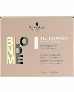 Schwarzkopf BlondMe All Blondes Vitamin C Shots 5x5gr