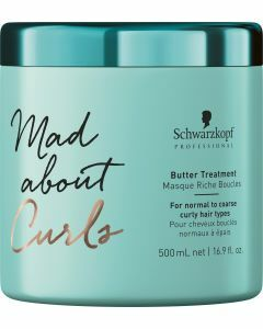 Schwarzkopf Mad About Curls Butter Treatment 500ml