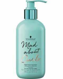 Schwarzkopf Mad About Curls High Foam Shampoo 300ml