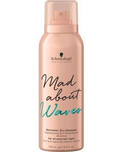 Schwarzkopf Mad About Waves Droogshampoo 150ml