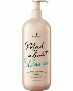 Schwarzkopf Mad About Waves Shampoo 1000ml