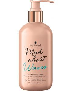 Schwarzkopf Mad About Waves Shampoo 300ml
