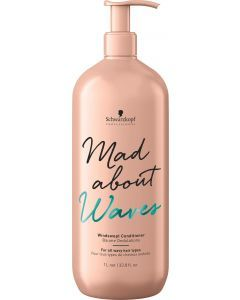 Schwarzkopf Mad About Waves Conditioner 1000ml