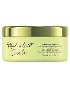 Schwarzkopf Mad About Curls Superfood Leave-in Treatment 200ml
