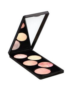 Make-up Studio Highlighter Palette Peach Fusion