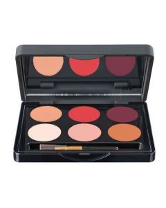 Make-up Studio Lip Shaping Palette Red meets Purple
