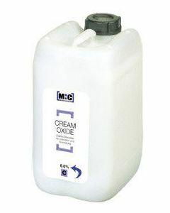 M:C Crème Ontwikkelaar Universeel 6.0% 5000ml