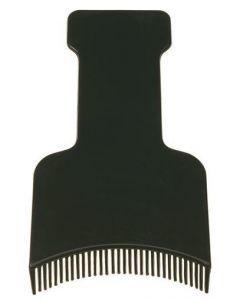Sibel Blondeerplank met tanden zwart