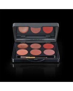 Make-up Studio Lipcolourbox 6 Kleuren Nude