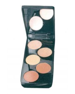 Make-Up Studio Shaping Palet Face It/Concealer Light