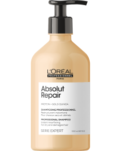 L'Oréal Serie Expert Absolut Repair Gold Shampoo  500ml