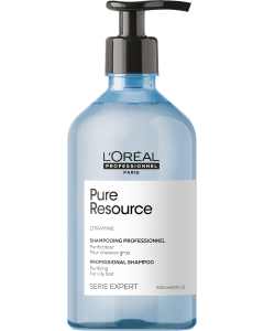 L'Oréal Serie Expert Pure Resource Shampoo  500ml