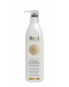 Aloxxi Essential 7 Oil Cleansing Shampoo 300ml
