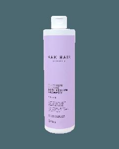 NAK Platinum Blonde Anti Yellow Shampoo 375ml